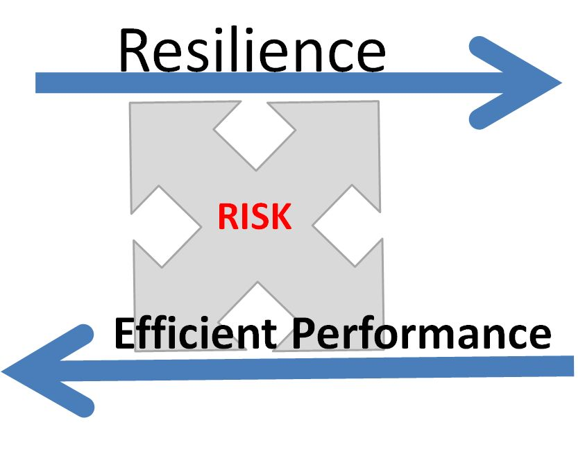 Pushing the risk envelope