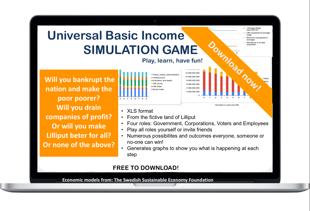 Universal Basic Income Game in beta release!