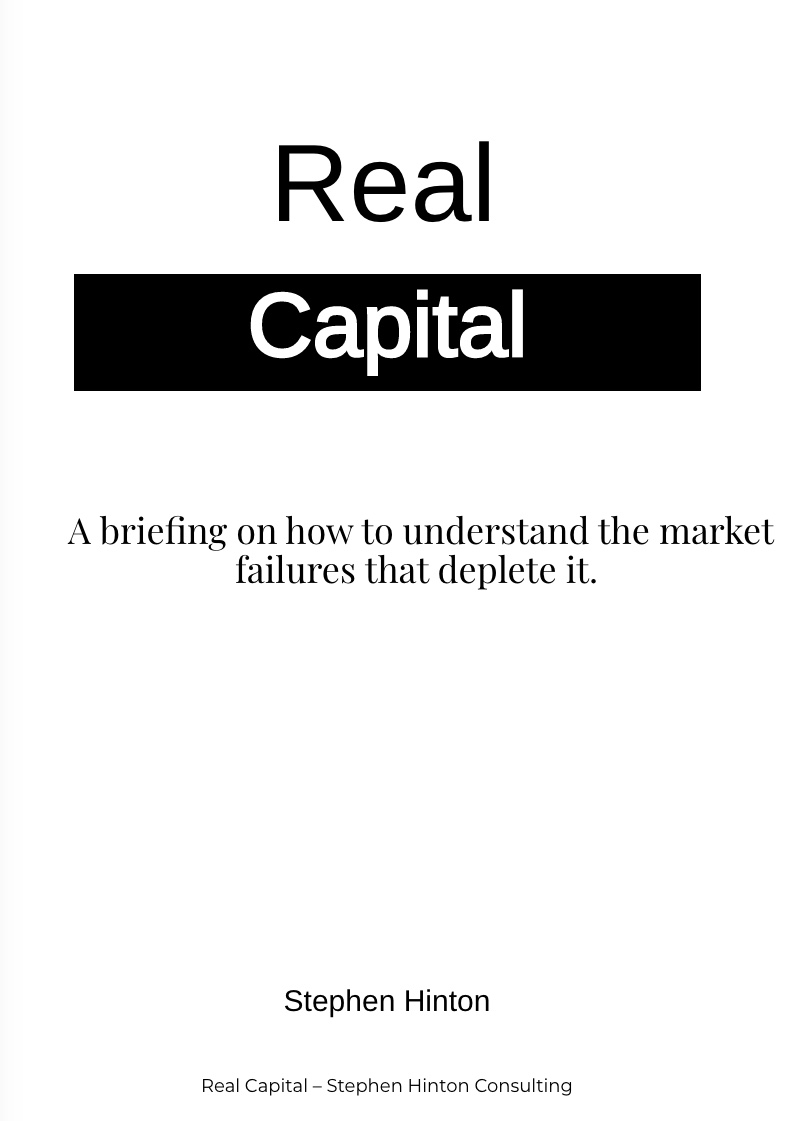 New E-Book – addressing the market failures arising from the structure of the firm